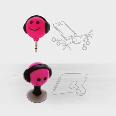 headset zender tasje